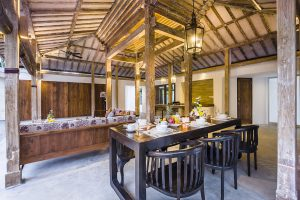 Woongedeelte Villa Melaya Bali
